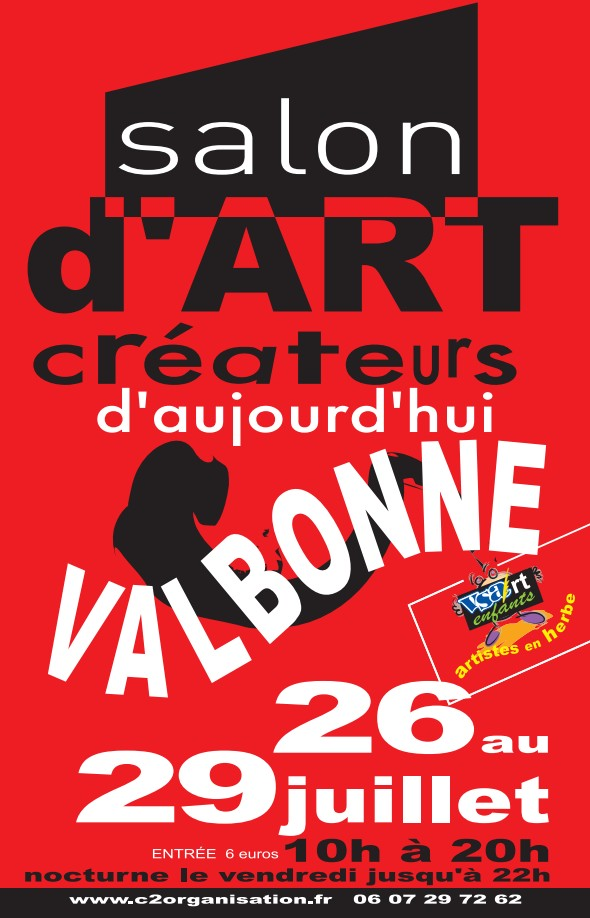 2013 Valbonne Salon Art Contemporain
