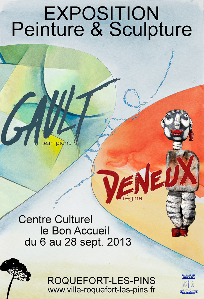 2013 – Expo Roquefort-les-Pins